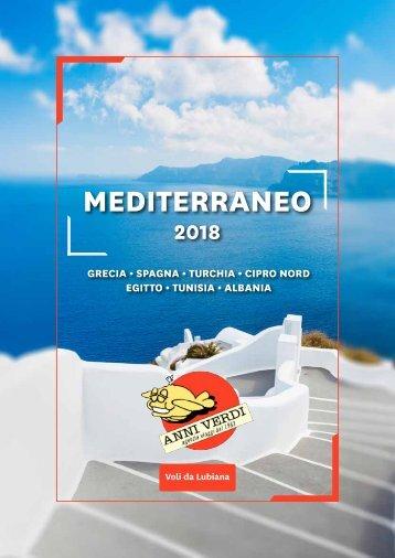 Catalogo Mediterraneo Anni Verdi 2018