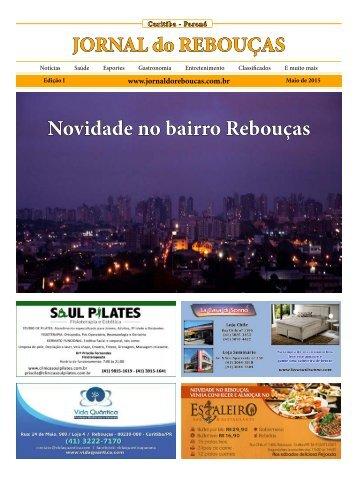 Edição Impressa - Maio/2015