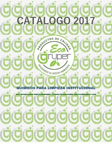 CATALOGO INSTITUCIONAL 2017