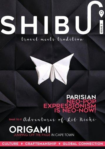 SHIBUI Issue 3