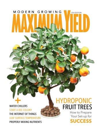 Maximum Yield Modern Growing | USA Edition | June 2017