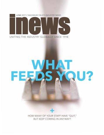 Maximum Yield's Industry News | June 2017