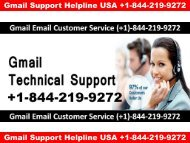 GMAIL Tech Support Number +1-844-219-9272 USA
