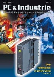 Bildverarbeitung - beam - Elektronik & Verlag