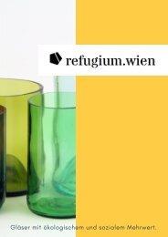 refugium.wien - Katalog