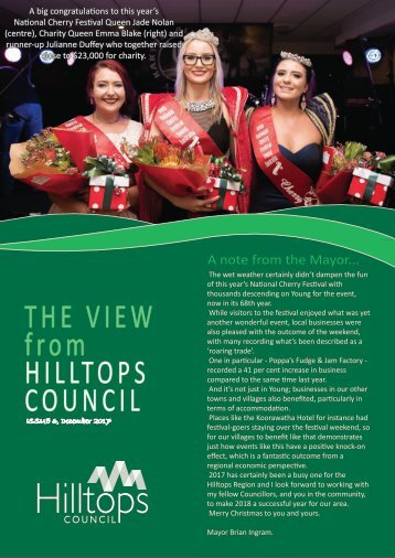 The View - December 2017