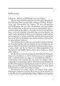 Die Goldenen Verse des Pythagoras -  Leseprobe - Page 7