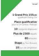 Manègu du Chalet-à-Gobet - Jumping 2018 - Sponsoring - Page 2