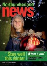 Northumberland News Winter 2017