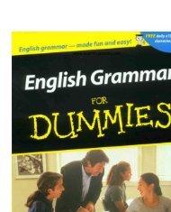 english for dummies