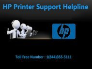 Dial +18005769647 Fix Few Common HP LaserJet Printer Error Messages