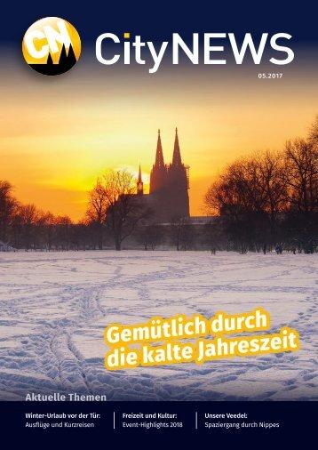 CityNEWS Ausgabe 05 / 2017