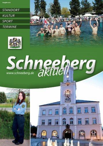 Schneeberg Aktuell 2017
