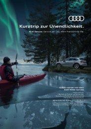 Audi Prospekt Oktober 2017 (gültig bis 31.12.2017)