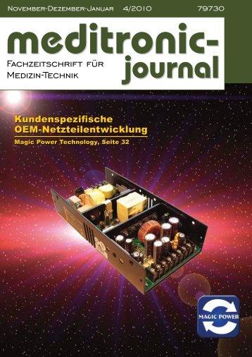 meditronic- journal - beam-Elektronik