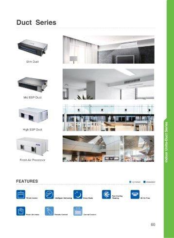2018 ARV System Duct Type