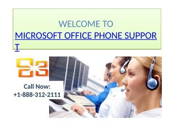 Microsoft  office contact number +1-888-312-2111