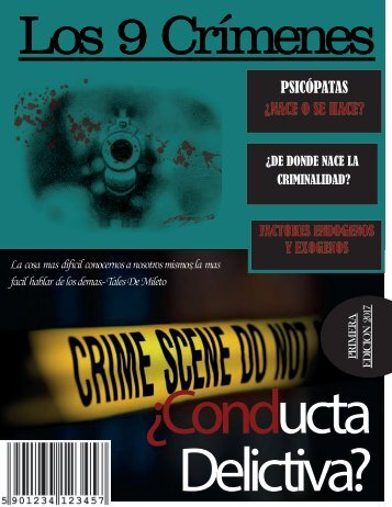 Revista perfil Caracterologico ORIGINAL