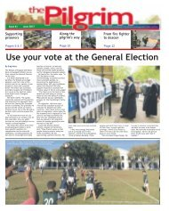 Issue 61 - The Pilgrim - June 2017 - The newspaper of the Archdiocese of Southwark