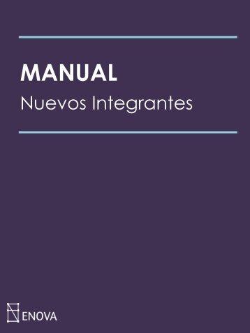 12. Manual de Nuevo Ingreso