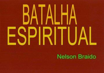 Batalha Espiritual - Nelson Braido