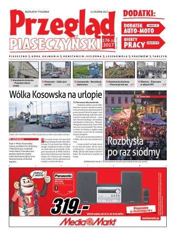Przegląd Piaseczyński, wydanie 176