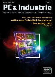 Industrie-PCs/Embedded Systeme - beam - Elektronik & Verlag