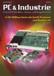 in PC & Industrie 8-2012 - beam-Elektronik