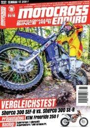 Motocross Enduro Ausgabe 01/2018