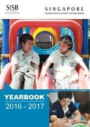 Yearbook AY 2016-2017 (Suvarnabhumi campus)