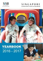 Yearbook AY 2016-2017 (Suvarnabhumi campus)
