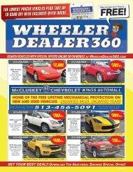 Wheeler Dealer 360 Issue 50, 2017