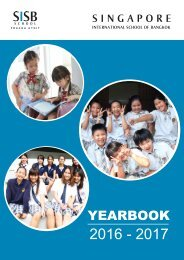 Yearbook AY 2016-2017 (Pracha Uthit campus)