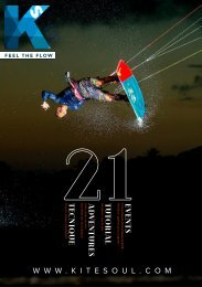 Kitesoul Magazine #21 International Edition