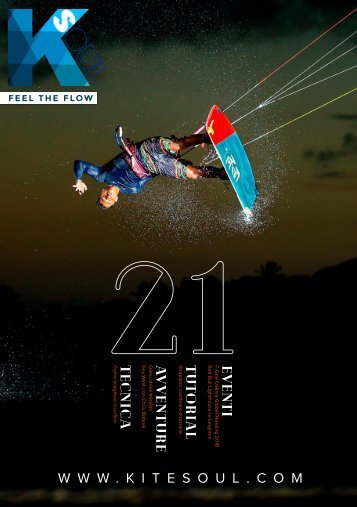 Kitesoul Magazine #21 Edizione Italiana