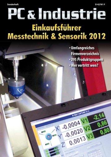 Sensoren - beam - Elektronik & Verlag