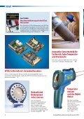 Sensoren - beam - Elektronik & Verlag - Seite 4