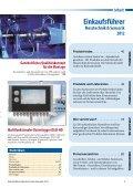 Sensoren - beam - Elektronik & Verlag - Seite 5