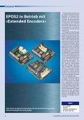 Sensoren - beam - Elektronik & Verlag - Seite 6