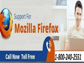 Mozilla Firefox Technical Support Number 1866-218-2512