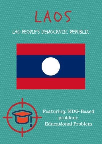 Laos Brochure