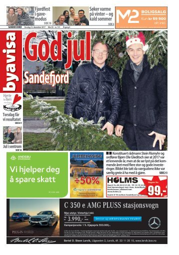 Byavisa Sandefjord nr 151