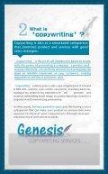 Genesis profile - Page 3