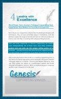 Genesis profile - Page 5