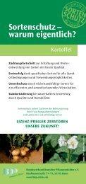 Sortenschutz - Bundesverband Deutscher Pflanzenzüchter e.V.