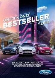 Ford Bestsellers 2017