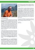DAV Rüsselsheim Sektionsmitteilungen Nr. 1 2018 - Page 3