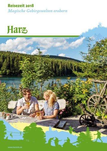 Harz-Reisezeit 2018 - Magische Gebirgswelten entdecken