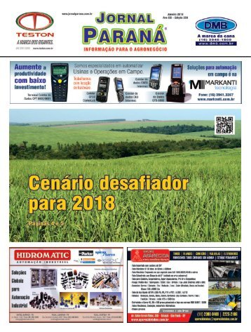 Jornal Paraná Janeiro 2018