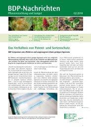 Download - Bundesverband Deutscher Pflanzenzüchter e.V.